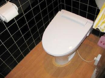和式トイレの立ち座りに大変苦労している、、、高齢のお客様のお悩み、解決しませんか?<br>今回、段差のある和式トイレからバリアフリーの洋式トイレへと入替えをしました。<br>それと同時に手すりの取付けも行いました。介護保険を利用した住宅改修工事事例を紹介します。